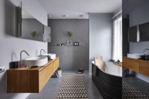 salle de bain Isabella Polde