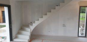 Applicateur de béton ciré, Scal'in modernise l'intérieur et l'extérieur de toutes les couleurs